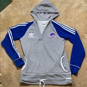 Adidas Boise State hoodie